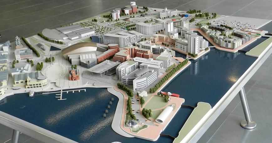 Cardiff Bay Marketing Model