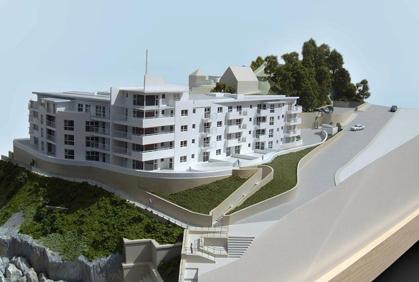Cliff Top Apartments