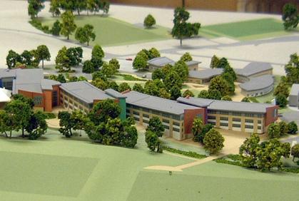 Detailed School Model