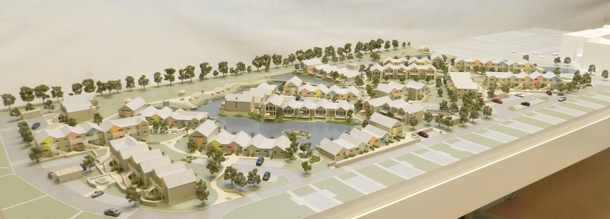 Holiday Resort Site Model
