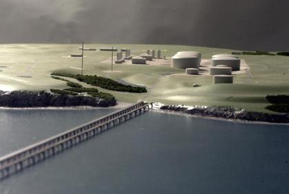 LNG Gas Terminal
