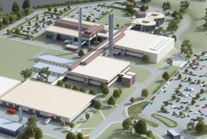 Manufacturing Plant Site Model