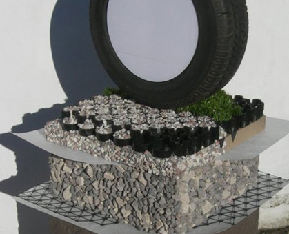 Paver System Exhibition Model