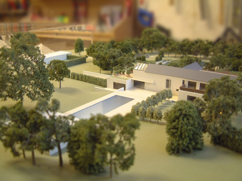 1 200 scale models architectural model making