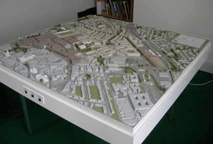 Redevelopment Area Planning Model