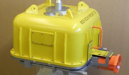 Sub-sea control module – Scale 1:1