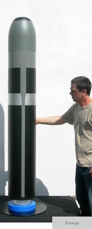 Trident Missile- Scale non-specific