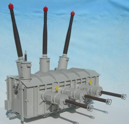 Transformer Model – Scale 1:20