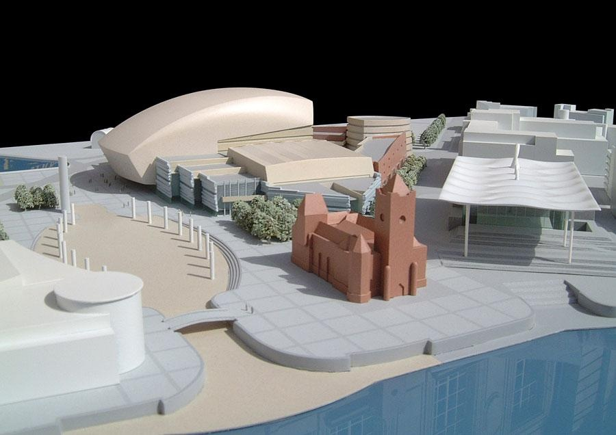 1 500 Scale Architectural Models Modelmakers