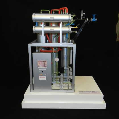 Water Purifier Model – Scale 1:8