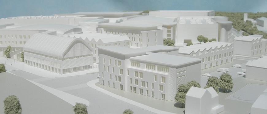 Masterplan Model