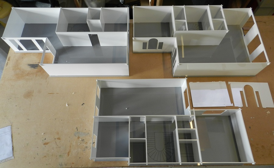 Our Latest Projects Modelmakers Gallery Floor Plan