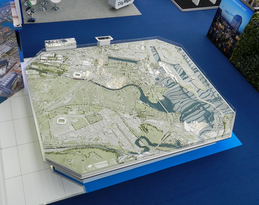 Our Latest Projects Modelmakers Cardiff Model Steals